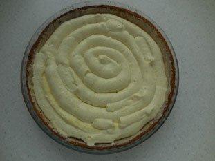 Tarte fraise et verveine : Photo de l'étape 8