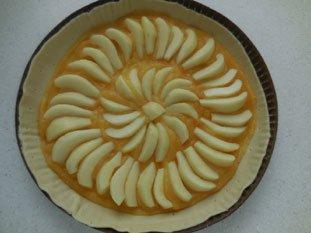 Tarte pommes-poires : Photo de l'étape 4