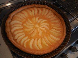 Tarte pommes-poires : Photo de l'étape 5