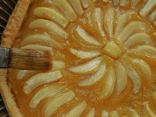 Tarte pommes-poires : Photo de l'étape 6