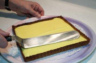 Tarte au citron (meringuée) : Photo de l'étape 5
