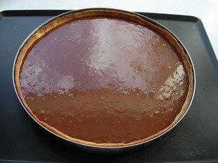 Tarte fondante au chocolat : Photo de l'étape 7