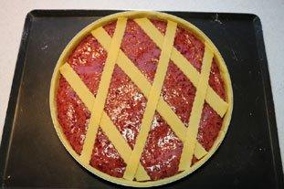 Linzer torte : Photo de l'étape 11