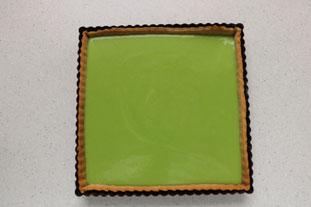 Tarte meringuée au citron vert : Photo de l'étape 11
