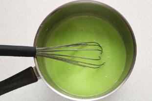 Tarte meringuée au citron vert : Photo de l'étape 8