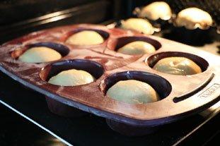 Chaussons briochés pommes-cassis : Photo de l'étape 8