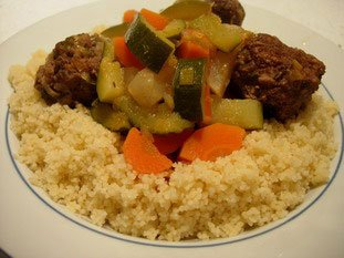 Couscous : Photo de l'étape 16