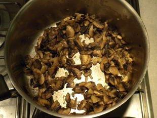 Omelette aux tomates : Photo de l'étape 5