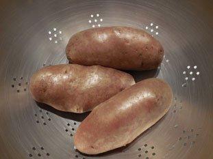 Pommes de terre en portefeuille : Photo de l'étape 4