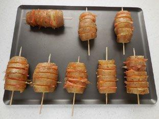 Pommes de terre au saumon fumé : Photo de l'étape 5