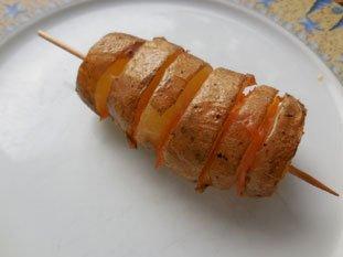 Pommes de terre au saumon fumé : Photo de l'étape 7