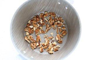 Camembert et noix au four : Photo de l'étape 1