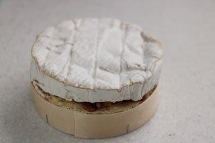 Camembert et noix au four : Photo de l'étape 5