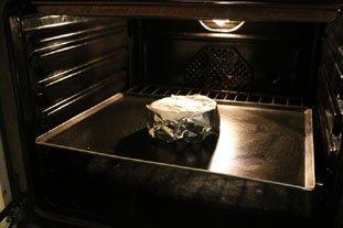 Camembert et noix au four : Photo de l'étape 7