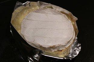 Camembert et noix au four : Photo de l'étape 8
