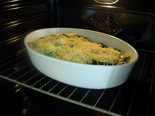 Gratin de courgette : Photo de l'étape 26