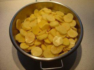 Pommes de terre des vengeurs : Photo de l'étape 1