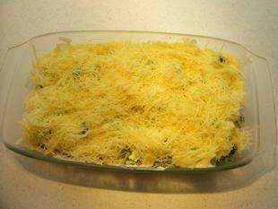 Gratin de pommes de terre et brocolis : Photo de l'étape 5