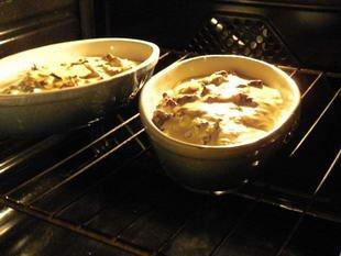 Cassolettes d'endives à la crème : Photo de l'étape 6