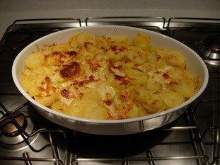 Gratin de pommes de terre : Photo de l'étape 11