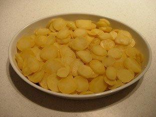 Gratin de pommes de terre : Photo de l'étape 8