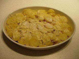 Gratin de pommes de terre : Photo de l'étape 9