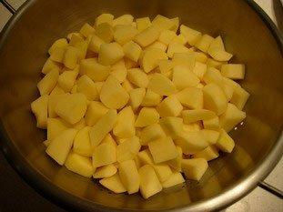 Pommes Sarladaises : Photo de l'étape 1