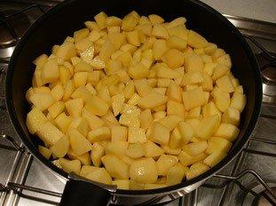 Pommes Sarladaises : Photo de l'étape 2