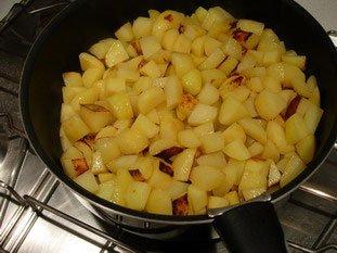 Pommes Sarladaises : Photo de l'étape 3