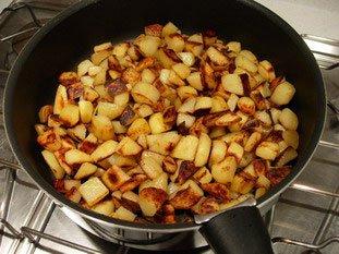 Pommes Sarladaises : Photo de l'étape 4