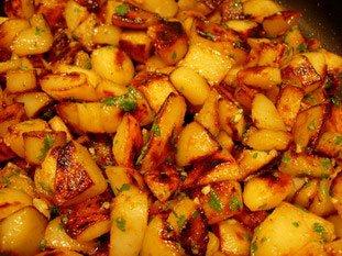 Pommes Sarladaises : Photo de l'étape 8