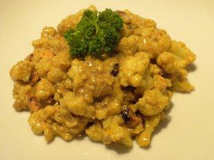 Curry de choux-fleur : Photo de l'étape 9