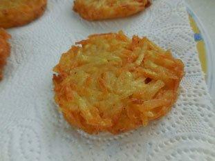 Galettes de pommes de terre : Photo de l'étape 10
