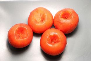 Tomates à la provençale : Photo de l'étape 1