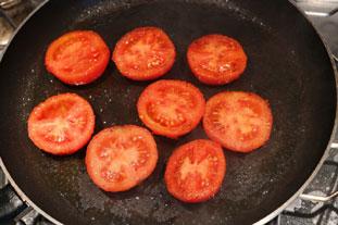 Tomates à la provençale : Photo de l'étape 7