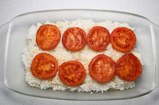 Tomates à la provençale : Photo de l'étape 8