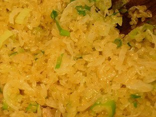 Creamy risotto with vegetables  : Photo of step #16