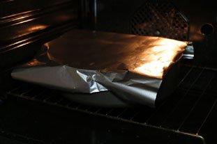 Riz de poule aux poireaux : Photo de l'étape 8