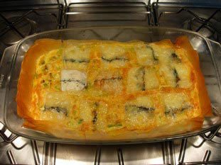 Tarte filo-poireaux-fromage : Photo de l'étape 15