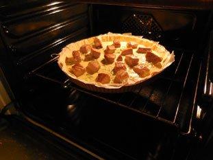 Tarte poireaux-thon frais : Photo de l'étape 26