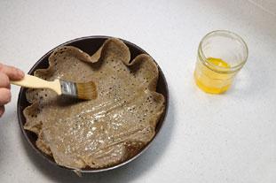 Tarte bretonne champignons et poireaux : Photo de l'étape 9