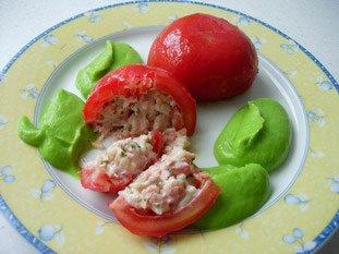 Tomates coccinelle : Photo de l'étape 13