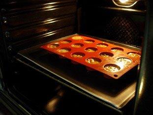Petites omelettes aux légumes : Photo de l'étape 14