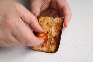 Pain à la tomate : Photo de l'étape 3
