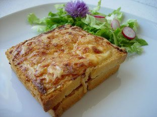Croque-monsieur : Photo de l'étape 10