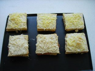 Croque-monsieur : Photo de l'étape 8