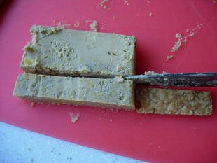 Allumettes au foie gras : Photo de l'étape 6