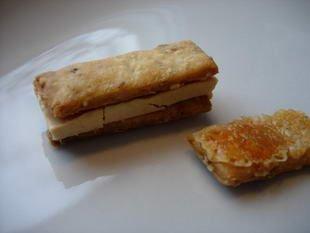 Allumettes au foie gras : Photo de l'étape 8
