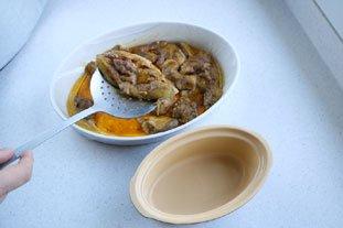 Foie gras en terrine fait maison : Photo de l'étape 17