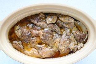 Foie gras en terrine fait maison : Photo de l'étape 25